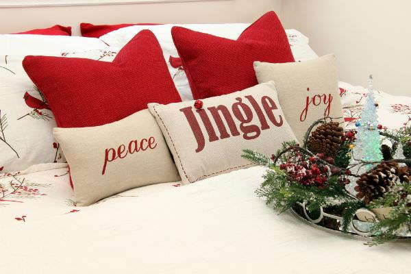 Christmas Cushions - Foam Cut to Size